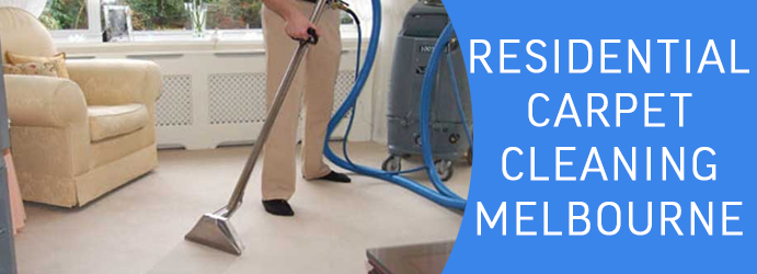 Residental Carpet Cleaning Service