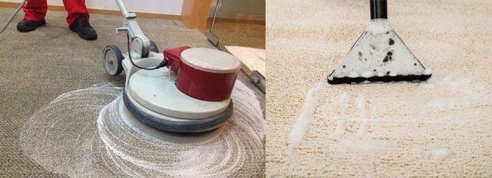 Carpet Shampooing Tapping